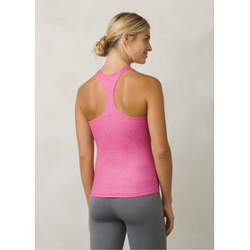 Prana Boost Printed Top Mujer, cosmo pink serenity